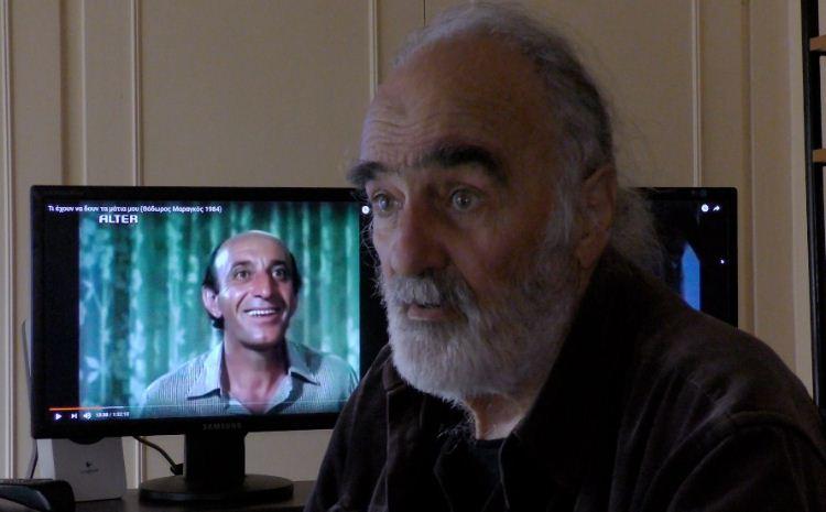 «Όλο γελούσε» μία ταινία του Θόδωρου Μαραγκού για τον Κώστα Τσάκωνα