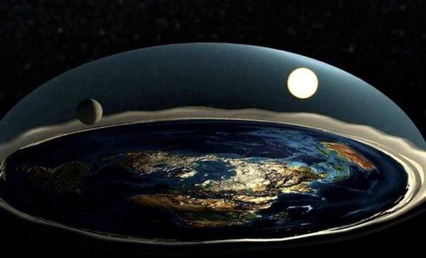 Η «συνωμοσία» της σφαιρικής Γης