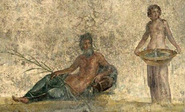Οι Έλληνες, μια υδρόφιλη φυλή