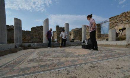 Δήλος Ανοικτό Μουσείο: ένα ολοκληρωμένο σχέδιο προστασίας και ανάδειξης του αρχαιολογικού χώρου