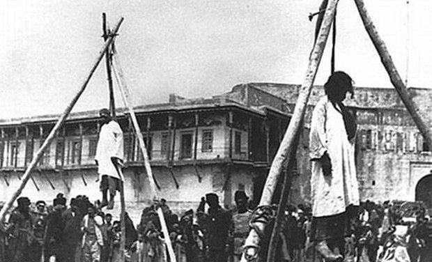 Η γενοκτονία των Ελλήνων του Πόντου