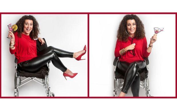 Η κωμικός Κατερίνα Βρανά στις «Απρόβλεπτες Συναντήσεις» στο Cafe του ΙΑΝΟΥ