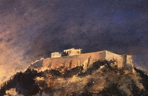 Εγκαινιάζεται σήμερα η ομαδική εικαστική έκθεση «Αν η Αθήνα». Ένα εικαστικό αφιέρωμα-βόλτα στο κέντρο της πόλης