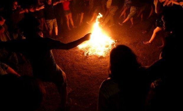 Η λαϊκή γιορτή και το έθιμο του Κλήδωνα