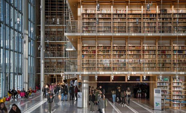 Διευρυμένο ωράριο στην Εθνική Βιβλιοθήκη με τη στήριξη του Ιδρύματος Σταύρος Νιάρχος