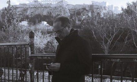 Συνέντευξη με τον συγγραφέα Γιώργο Μπακούρη