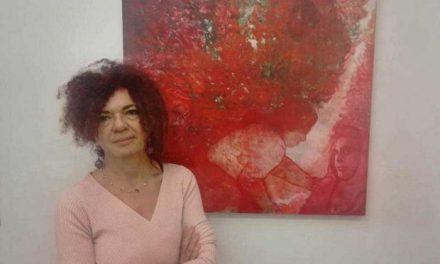 Η ζωγράφος Μαρία Γιαννακάκη στις συζητήσεις «Περί Ωραίου» στο Cafe του ΙΑΝΟΥ