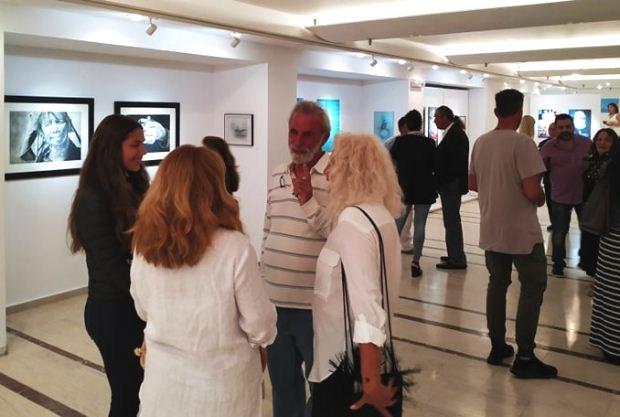 Άνοιξε για το κοινό η ομαδική εικαστική έκθεση «Winds of Art» στη γκαλερί Τέχνης Venus Gallery