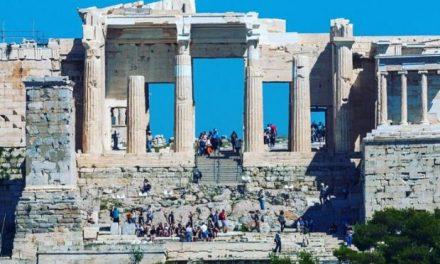 Ψηφιακή περιήγηση στην Ακρόπολη, στις συλλογές των Μουσείων και της Εθνικής Πινακοθήκης
