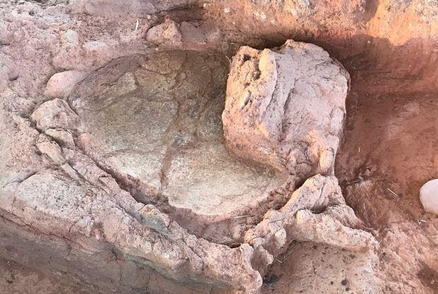 Αποκάλυψη σημαντικών αρχαιοτήτων στην Κουτρουλού Μαγούλας