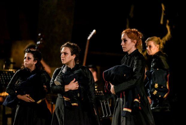 11.000 θεατές παρακολούθησαν τις Ικέτιδες του Ευριπίδη στο Αρχαίο Θέατρο Επιδαύρου