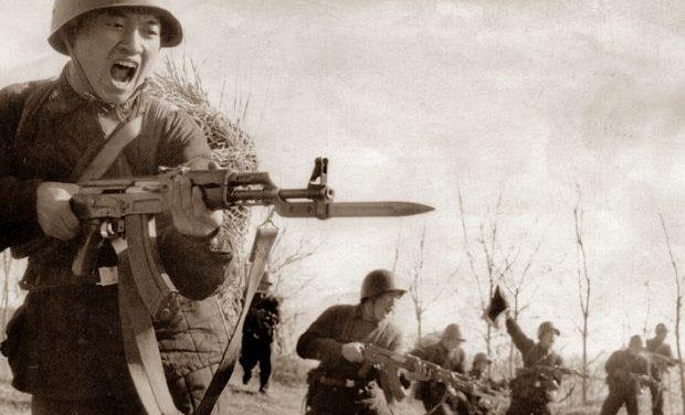 Ο πόλεμος της Κορέας, 25 Ιουνίου 1950 – 27 Ιουλίου 1953