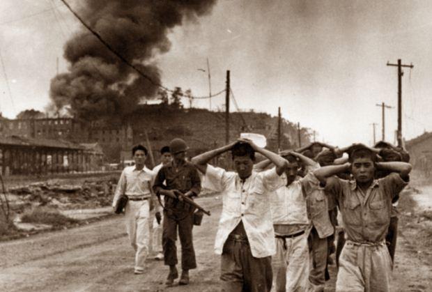 Ο πόλεμος της Κορέας2