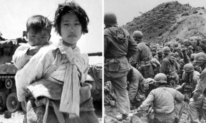 Ο πόλεμος της Κορέας