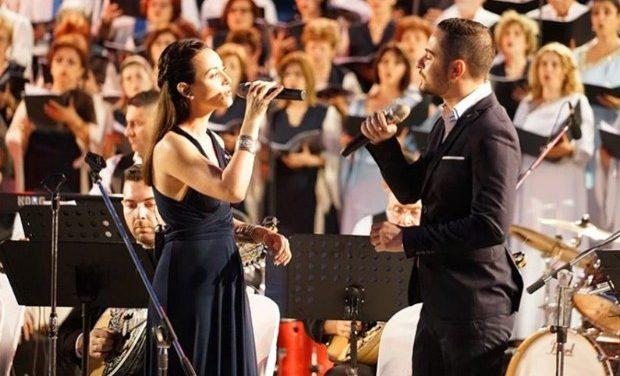 Εντυπωσιακή η συναυλία της Συμφωνικής Ορχήστρας Νέων Ελλάδος στον Πολύγυρο Χαλκιδικής