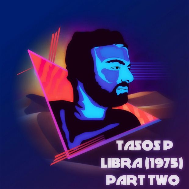 Tasos P. - Libra (1975)-Part Two