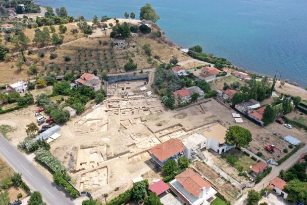 Ελληνο-Ελβετικές ανασκαφές στο ιερό της Αμαρυσίας Αρτέμιδος στην Αμάρυνθο