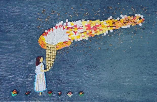 Πολιτιστικός Τουρισμός στη Σαντορίνη – Η Ομαδική εικαστική έκθεση «Stroggyli-128» στην Aqua Gallery