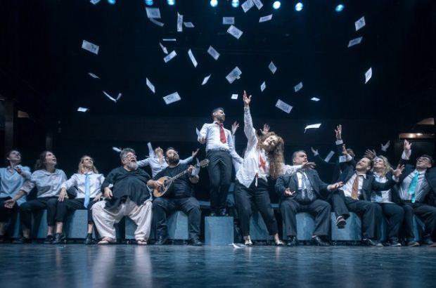 «ΕΚΚΛΗΣΙΑΖΟΥΣΕΣ – Η λαϊκή οπερέτα» την Τετάρτη 16 Σεπτεμβρίου στο Θέατρο Δάσους στη Θεσσαλονίκη
