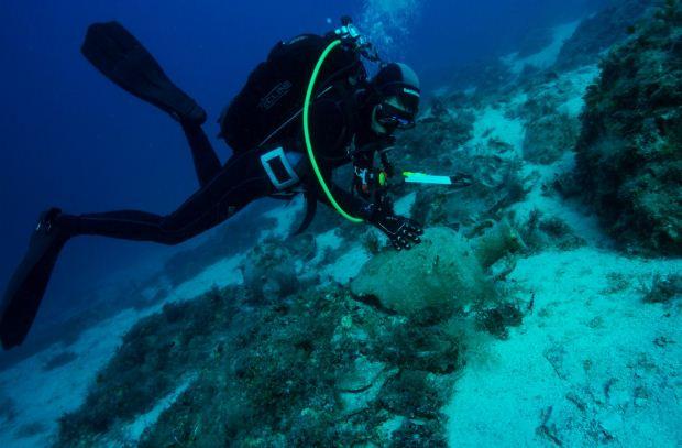 Σημαντικά ευρήματα στα αποτελέσματα της Ενάλιας Αρχαιολογικής έρευνας στη νήσο Λέβιθα