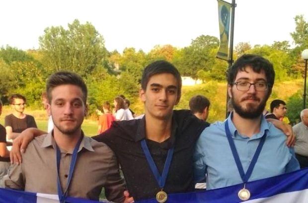 ΕΚΠΑ: 3 μετάλλια στον 26ο διεθνή διαγωνισμό IMC για την ομάδα του Μαθηματικού Τμήματος