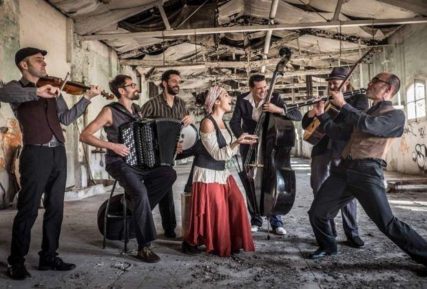 Οι Barcelona Gipsy balKan Orchestra στη Θεσσαλονίκη, 4/9 Ανοικτό Θέατρο Νεάπολης