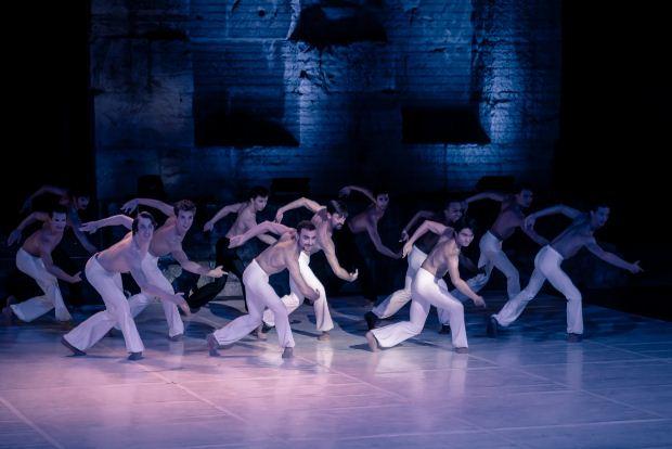 Μάγεψαν τα Μπαλέτα Béjart στο Ηρώδειο – Soldoutη χθεσινή παράσταση