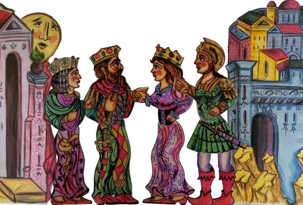«Η λογοτεχνία στη σκηνή του Θεάτρου σκιών». Α΄ ΜΕΡΟΣ: Ερωτόκριτος, 48ο Φεστιβάλ βιβλίου Ζάππειο | 03.09
