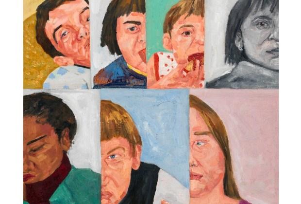 Η Ομαδική εικαστική έκθεση Sin as a Portrait έως 2 Οκτωβρίου στην Chili Art Gallery
