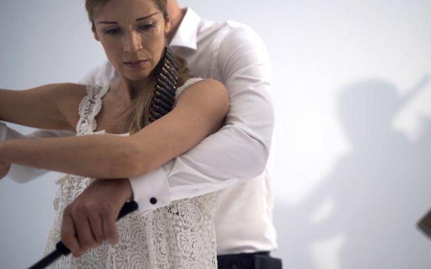 Χρήστος Λούλης & Ιωάννα Παππά στον «Χορό της Φωτιάς»