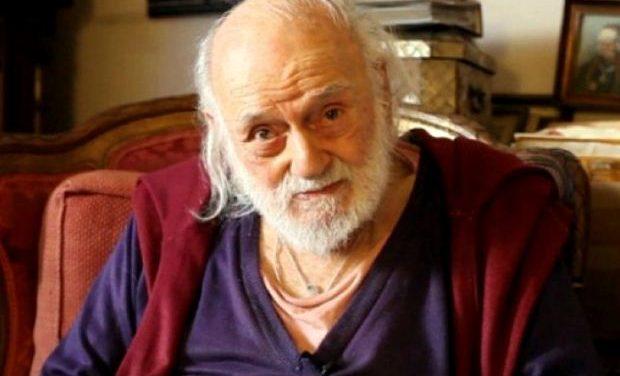 Έφυγε από τη ζωή ο σπουδαίος Έλληνας ποιητής Νάνος Βαλαωρίτης