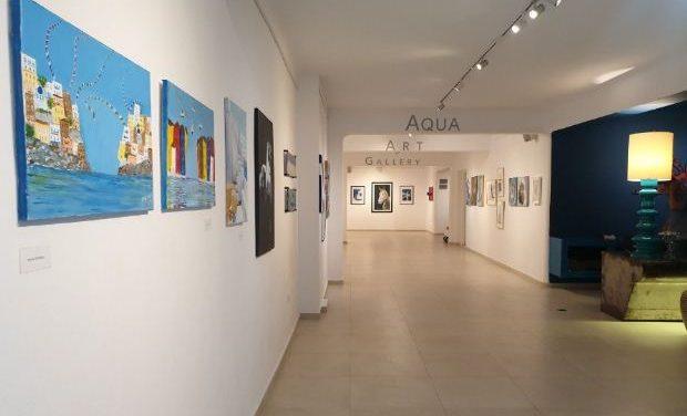 Τρίτη έκθεση για τη RESTART και το Art Hotel στη Σαντορίνη