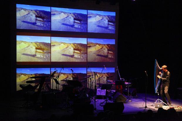 54α Δημήτρια –  Raoul Moretti: Harpscapes, Πέμπτη 10/10 στο Μέγαρο Μουσικής Θεσσαλονίκης