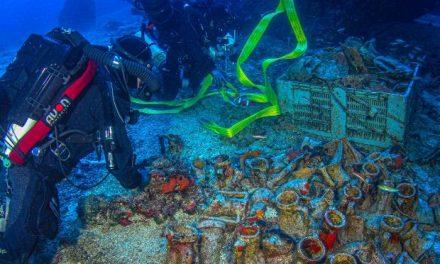 Υποβρύχια αρχαιολογική έρευνα στο ναυάγιο των Αντικυθήρων – Νέα ευρήματα