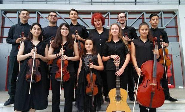 Οι… 8 εποχές – MOYSA & Σύνολο Εγχόρδων Ροτόντα στο Μέγαρο Μουσικής Θεσσαλονίκης