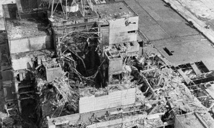 Η πυρηνική καταστροφή στο Τσερνόμπιλ