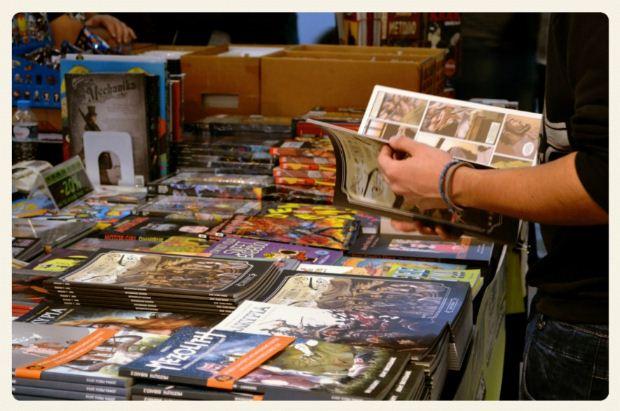 Comic Ν' Play – Εγκαινιάζεται σήμερα στη Θεσσαλονίκη η 18η Έκθεση Κόμικς & Επιτραπέζιων Παιχνιδιών
