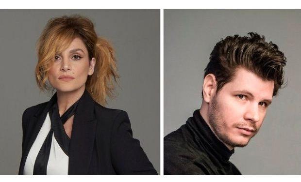 Η Ελεωνόρα Ζουγανέλη και ο Γιάννης Xριστοδουλόπουλος στις «Συναντήσεις με Μουσικούς» στο Café του ΙΑΝΟΥ