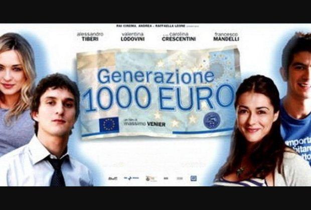 Ανοικτή προβολή της ταινίας «Η γενιά των 1000 euro» του Massimo Venier στο Πολιτιστικό Κέντρο Δροσιάς