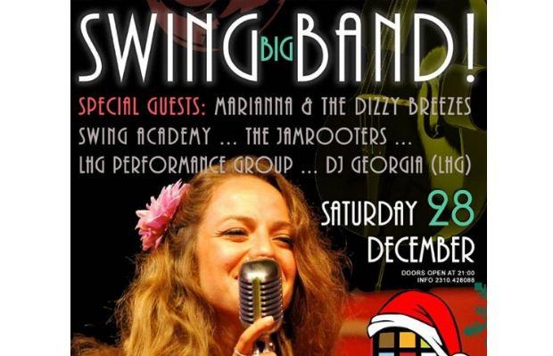 To Swingin' Holiday Ball έρχεται στο Principal Club Theater, Σάββατο 28 Δεκεμβρίου