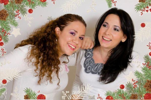 Οι αδελφές Σπανομάρκου λένε τα Κάλαντα… αλλιώς!
