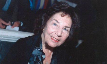Έφυγε από τη ζωή η συγγραφέας Άλκη Ζέη