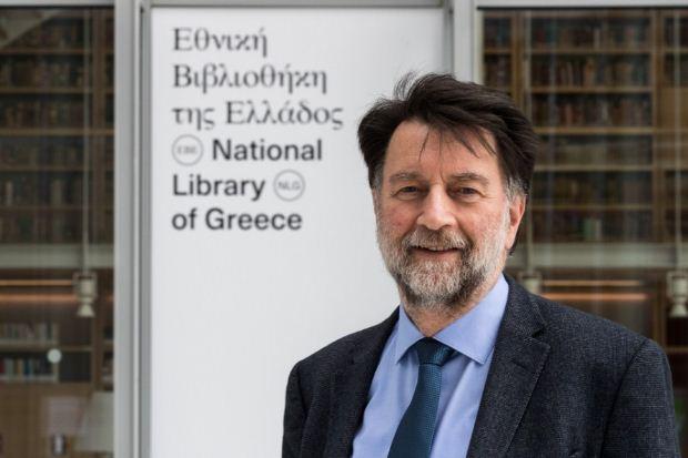 Ανανέωση της θητείας του Δρ. Φίλιππου Τσιμπόγλου, ως Γενικού Διευθυντή της Εθνικής Βιβλιοθήκης