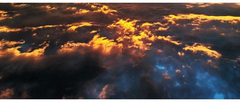 Έλενα Αρσενίδου, Αχ, Ουρανέ.., 12x30cm, Digital Photomontage