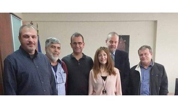 Συνάντηση της Ένωσης Διευθυντών με τον νέο Πρόεδρο του ΙΕΠ