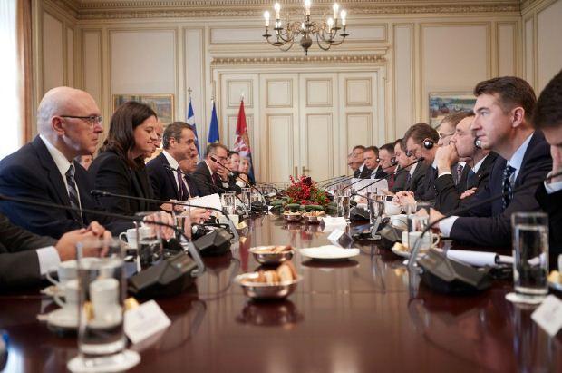 Η Νίκη Κεραμέως στο 3ο Ανώτατο Συμβούλιο Συνεργασίας Ελλάδας – Σερβίας