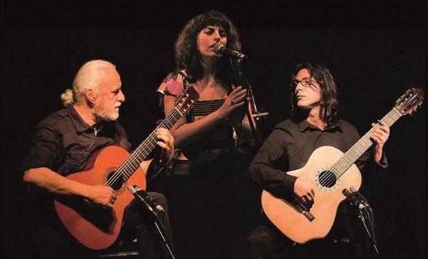 «Της ζωής το σινεμά…» | Ο Νότης Μαυρουδής, η Μαρία Θωίδου και ο Γιώργος Τοσικιάν απόψε στον ΙΑΝΟ