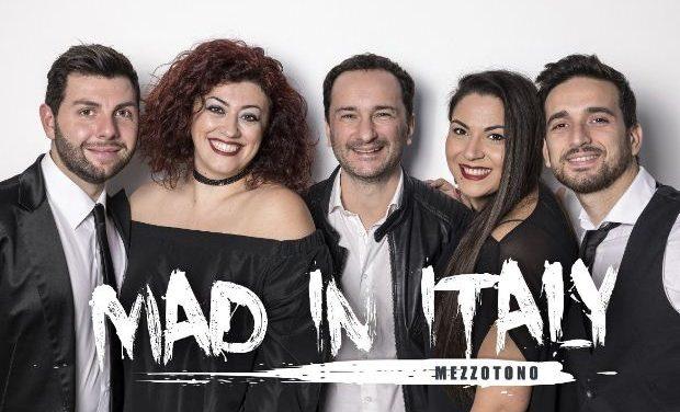 Το φωνητικό συγκρότημα Mezzotono στο Μέγαρο Μουσικής Θεσσαλονίκης