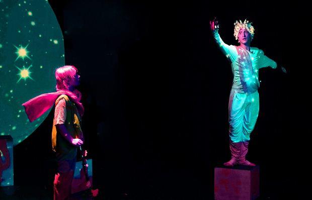 Τελευταίες Παραστάσεις για τον «Μικρό Πρίγκιπα» του Αντουάν ντε Σαιντ-Εξυπερύ στο Θέατρο Altera Pars