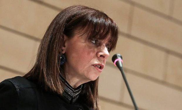 Η Αικατερίνη Σακελλαροπούλου νέα Πρόεδρος της Δημοκρατίας